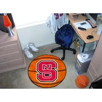 North Carolina State Basketball Rug