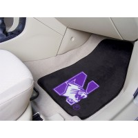 Northwestern University 2 Piece Front Car Mats