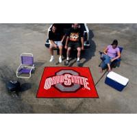 Ohio State University Tailgater Rug