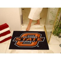 Oklahoma State University All-Star Rug