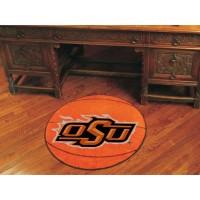 Oklahoma State University Basketball Rug