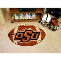 Oklahoma State University Football Rug