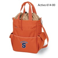 Syracuse University Printed Activo Tote Orange