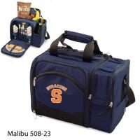 Syracuse University Printed Malibu Picnic Pack Navy