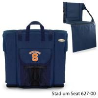 Syracuse University Printed Stadium Seat Navy