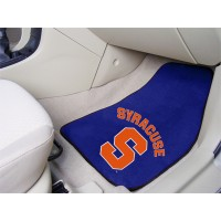 Syracuse University 2 Piece Front Car Mats
