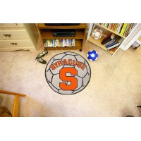 Syracuse University Soccer Ball Rug