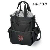 Texas A&M Printed Activo Tote Black