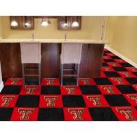 Texas Tech University Carpet Tiles