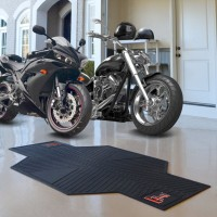 Texas Tech Motorcycle Mat 82.5 x 42