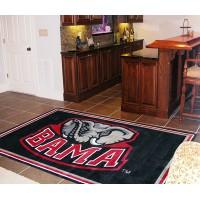 University of Alabama  5 x 8 Rug