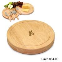 University of Arizona Engraved Circo Cutting Board Natural