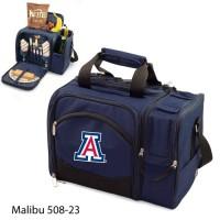 University of Arizona Printed Malibu Picnic Pack Navy