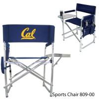 Berkeley Printed Sports Chair Navy