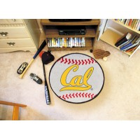 California - Berkeley UC University of Baseball Rug