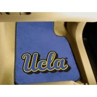 UCLA - University of California Los Angeles 2 Piece Front Car Mats