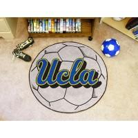 UCLA - University of California Los Angeles Soccer Ball Rug
