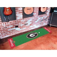 University of Georgia Golf Putting Green Mat