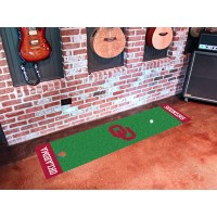 University of Oklahoma Golf Putting Green Mat