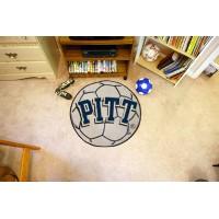 University of Pittsburgh Soccer Ball Rug