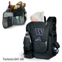 University of Washington Printed Turismo Tote Black