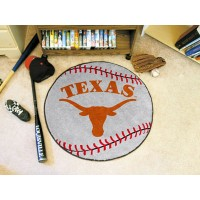University of Texas Baseball Rug