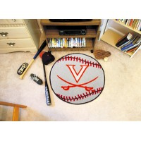 University of Virginia Baseball Rug