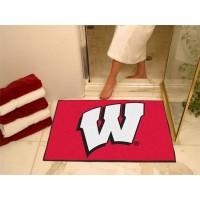 University of Wisconsin All-Star Rug