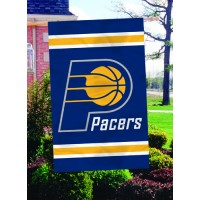 AFPAC Indiana Pacers 44x28 Applique Banner