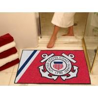 US Coast Guard All-Star Rug