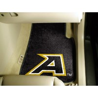 US Military Academy 2 Piece Front Car Mats