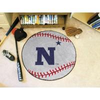 US Naval Academy Baseball Rug