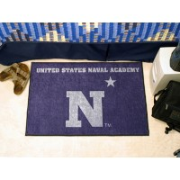 US Naval Academy Starter Rug