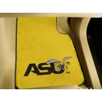 Alabama State University 2 Piece Front Car Mats