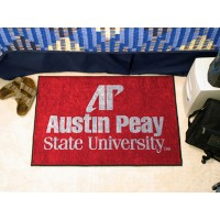 Austin Peay State University Starter Rug