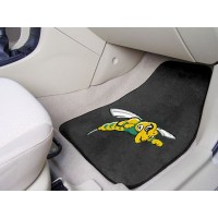 Black Hills State University 2 Piece Front Car Mats