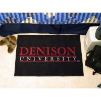 Denison University Starter Rug