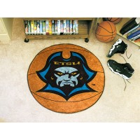East Tennessee State University Basketball Rug