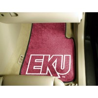 Eastern Kentucky University 2 Piece Front Car Mats