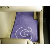 Georgetown University 2 Piece Front Car Mats
