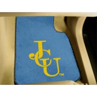 John Carroll University 2 Piece Front Car Mats