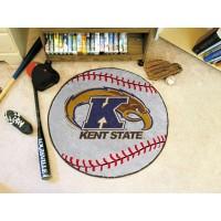 Kent State University Baseball Rug