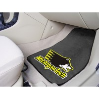 Michigan Tech 2 Piece Front Car Mats