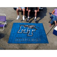 Middle Tennessee State University Tailgater Rug