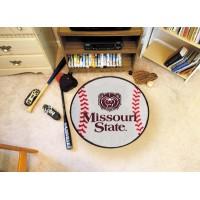 Missouri State Baseball Rug