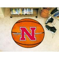 Nicholls State University Basketball Rug