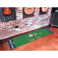 Notre Dame Golf Putting Green Mat