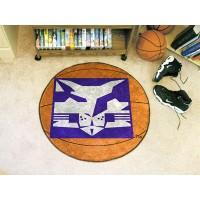 NYU Basketball Rug