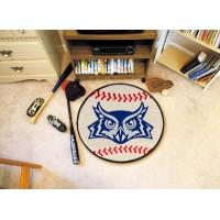 Rice University Baseball Rug