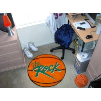 Slippery Rock University Basketball Rug
